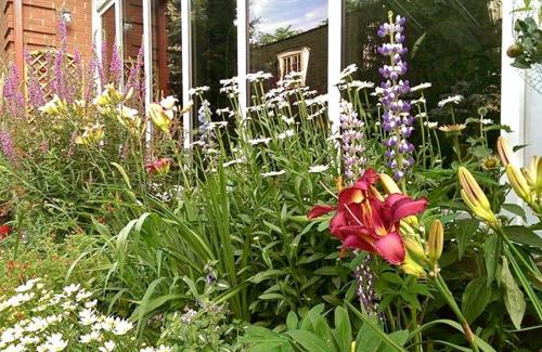 Mon jardin espace pour la vie un bon d part pour la for Planificateur jardin