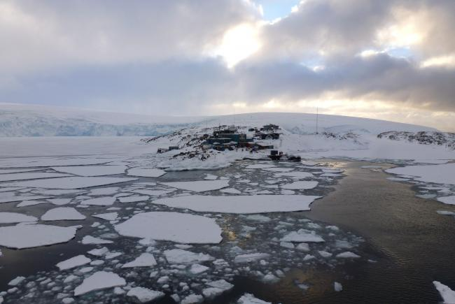 Palmer Station, Antarctique © M.Gitzels