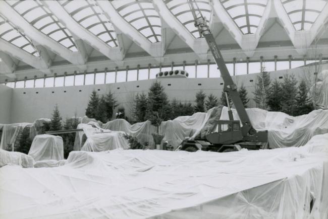 Conception of the Biodôme (1991)