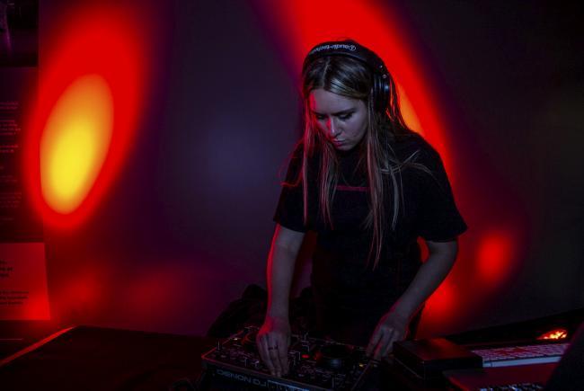 DJ Lydia Kepinski