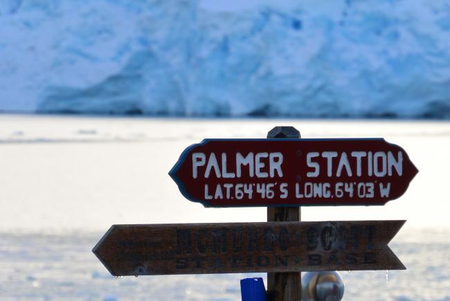 Palmer Station, Antarctica ©  J. Charczuk