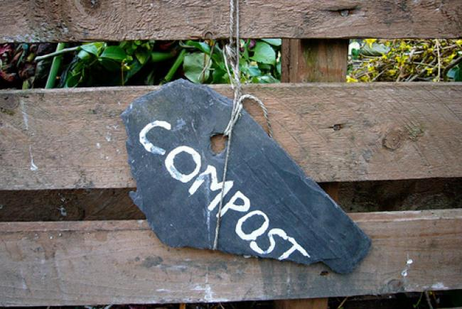 Compost © cc flickr (Kirsty Hall)
