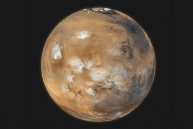 Mars © NASA/JPL/MSSS