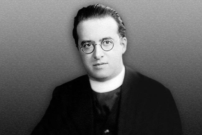 Georges Lemaître: one of the Big Bang inventors
