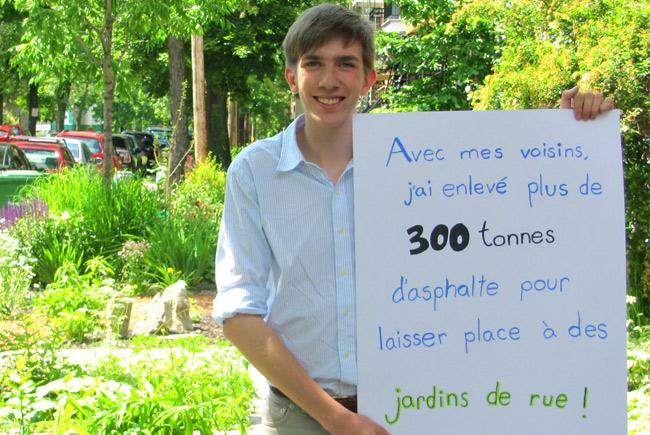 Laurent devient ambassadeur en 2012 © Laurent Richer-Beaulieu