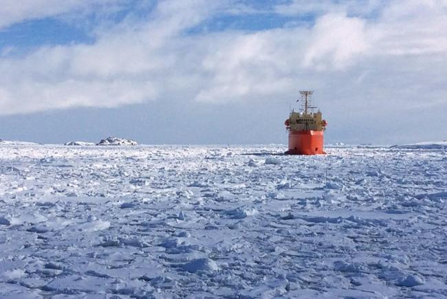 Mission Antarctique