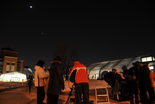 La journ e internationale de l astronomie passion et - Salon de l astronomie ...