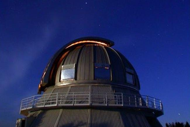 Observatoire astronomique du Mont-Mégantic