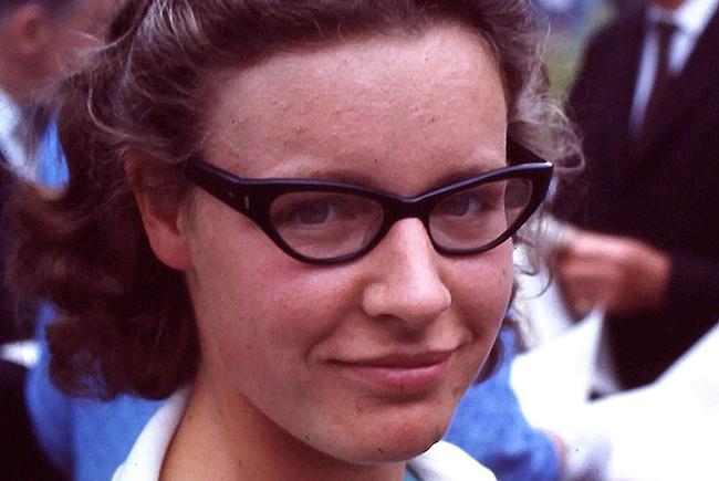 Susan Jocelyn Bell (Burnell), 1967