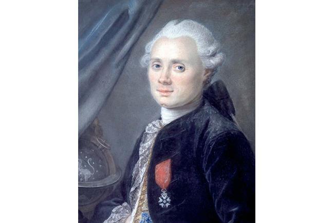 Portrait de Charles Messier