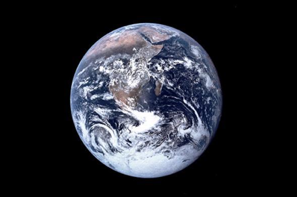 La Terre, © NASA