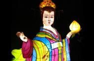 Xi Wangmu, la déesse protégeant le lac Qinghai © Émilie Cadieux