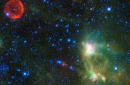 Constellation de Cassiopée, © NASA