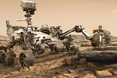 Perseverance : une astromobile pour explorer la planète Mars - carrousel
