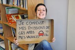 Janie-Claude Marchand © Espace pour la vie (Jérome Normand)