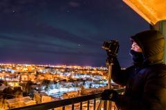 Loïc Quesnel à Yellowknife