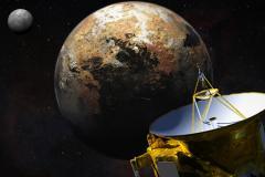 New Horizons - Pluton, Charon