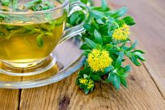 Rhodiola infusion