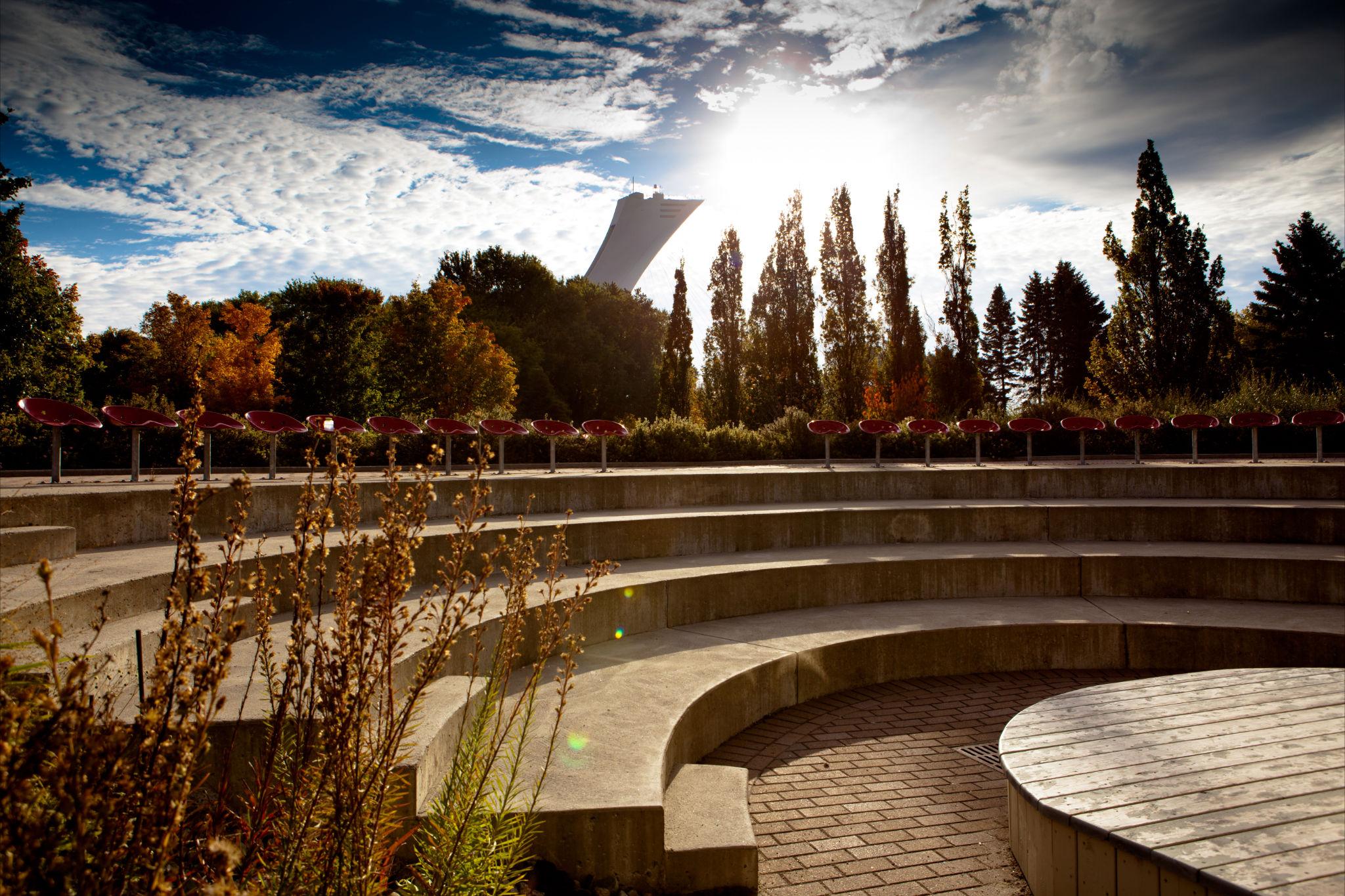 Forfait 2 sites tour de montr al espace pour la vie for Jardin botanique montreal tarif