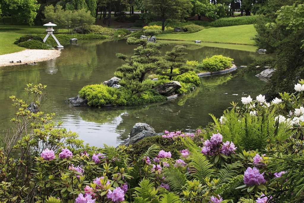 Jardin japonais espace pour la vie for Jardin botanique montreal tarif