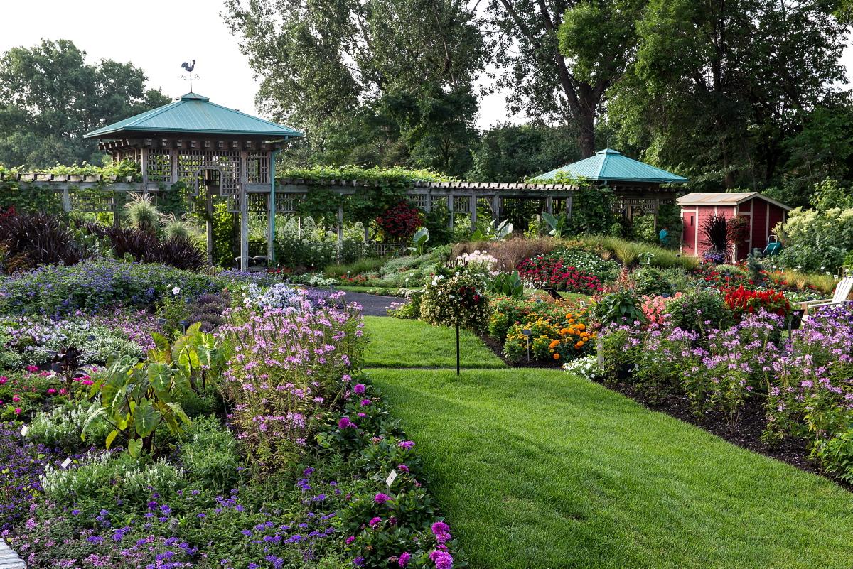 Le jardin botanique remporte un prix en am nagement for Biodome insectarium jardin botanique