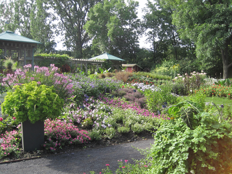 Jardin des nouveaut s espace pour la vie - Jardin botanique de montreal heures d ouverture ...