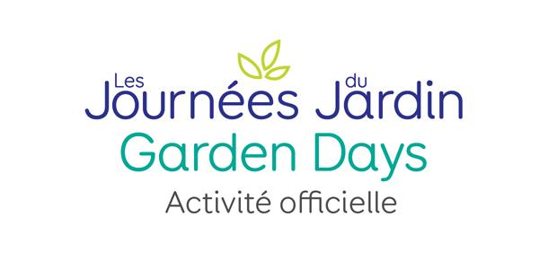 Logo Les Journées du Jardin