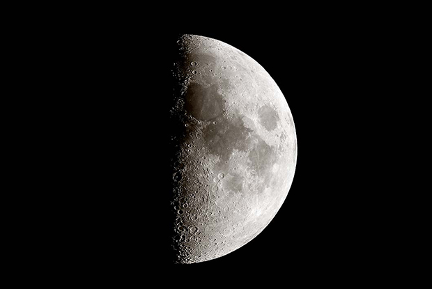 lunar phases in space - photo #9