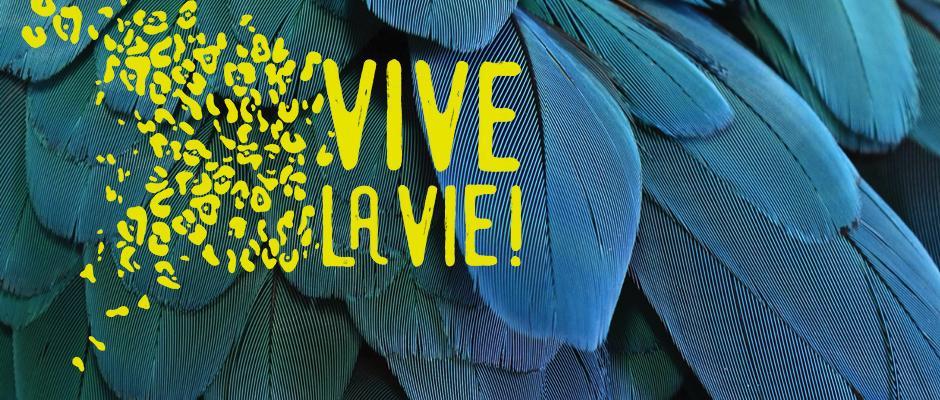 Bannière - Vive la vie!