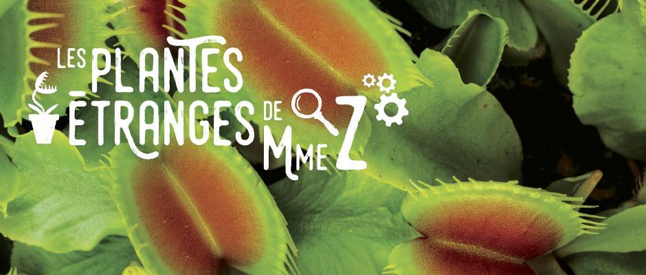 Les plantes étranges de Mme Z - Carrousel