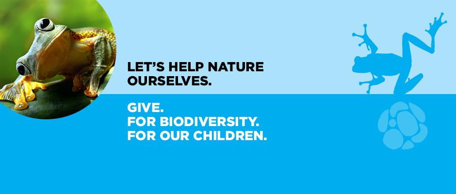 Let's help nature ourselves - Montreal Space for Life Foundation