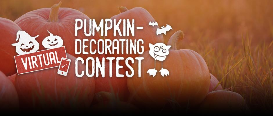 Virtual Pumpkin-decorating Contest - carrousel