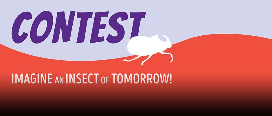 Contest Imagine an insect of tomorrow