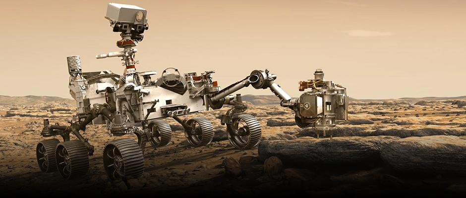 Perseverance : une astromobile pour explorer la planète Mars