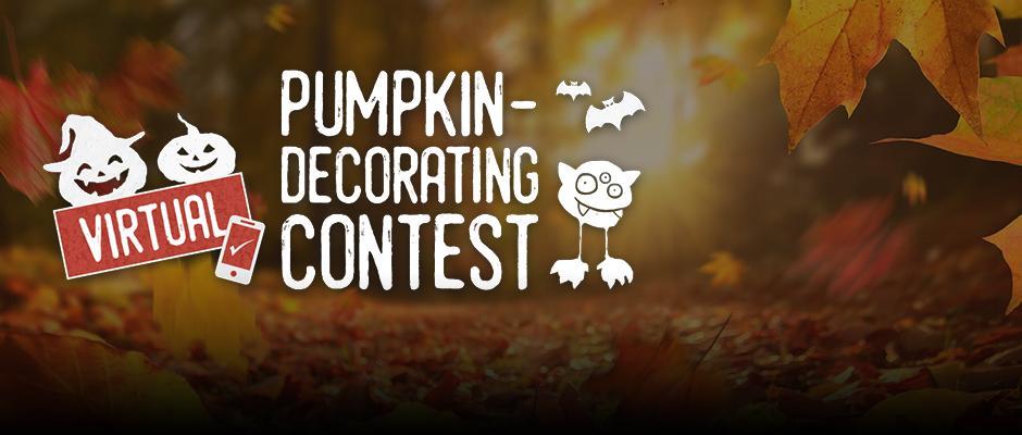 Virtual Pumpkin-decorating Contest 2021 - carrousel