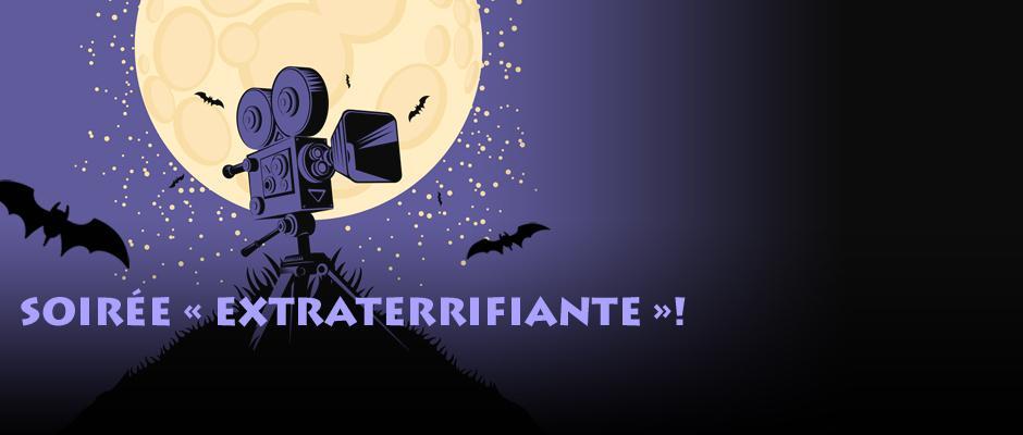 Carrousel - Soirée « extraterrifiante »!