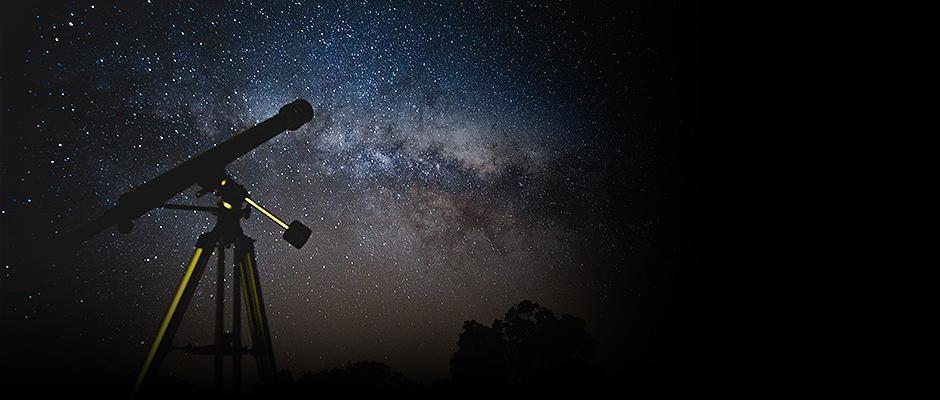 Choosing a first telescope