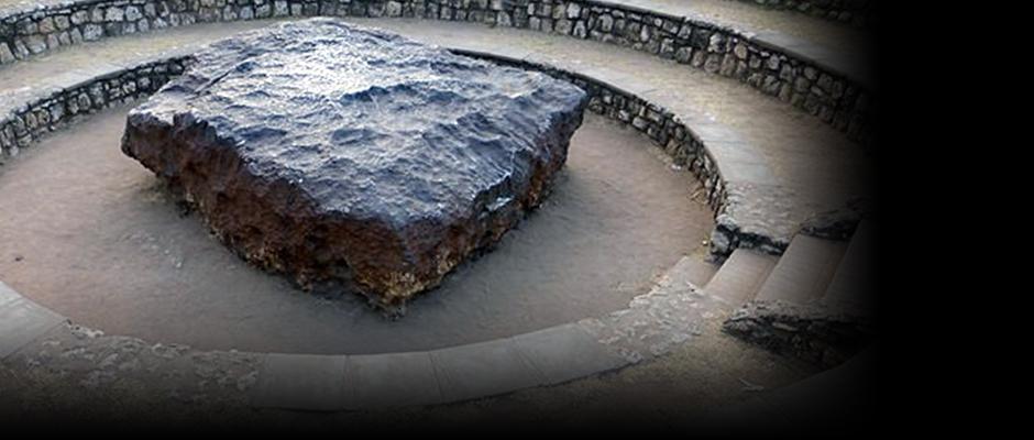 Un trésor céleste enfoui en Namibie
