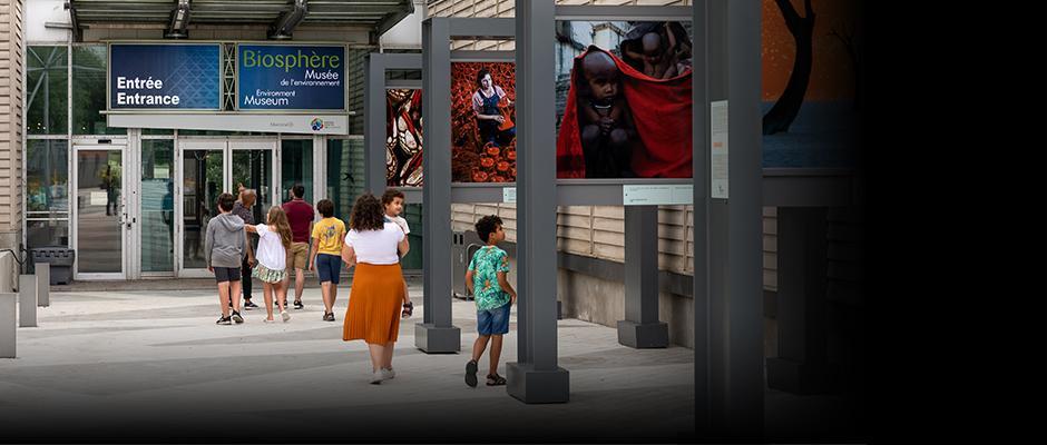 Petite histoire d'un musée citoyen : la Biosphère