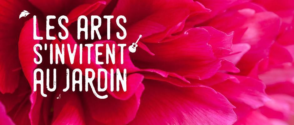 Bandeau - Les arts s'invitent au Jardin - 2018