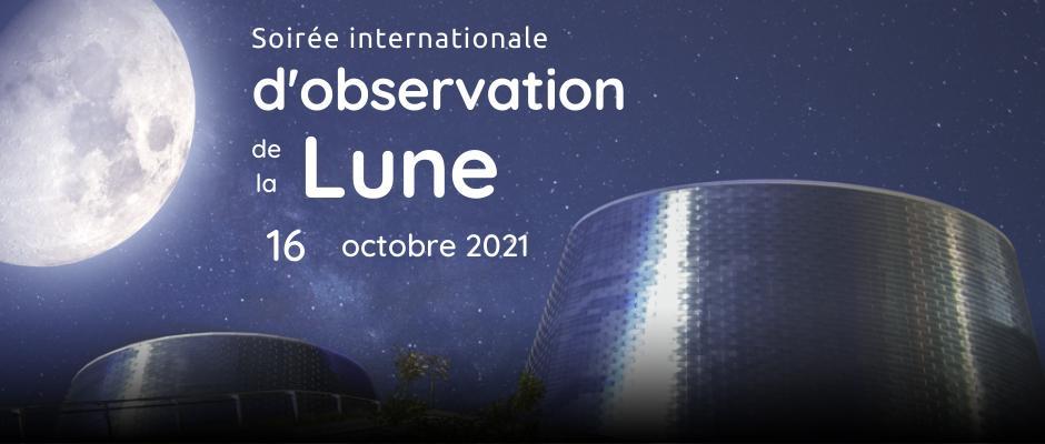 Soirée internationale d'observation de la Lune - Carrousel