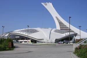 Biodôme de Montréal.