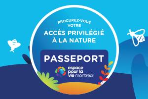 Passeport Espace pour la vie