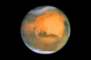 The Mars hoax
