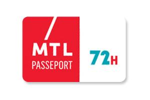Carte Passeport MTL