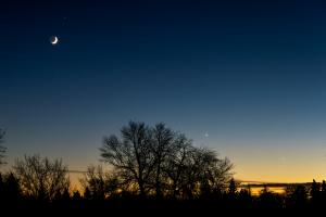 Planets visible to the naked eye