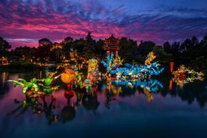 Jardins de lumière 2019