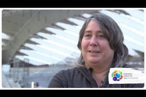 Portrait d'une chercheure/conseillère scientifique au Biodôme de Montréal