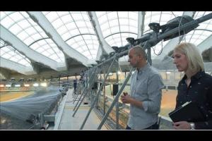 Meeting with the architect behind the Biodôme's Migration project