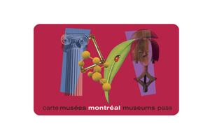 Carte musees montreal